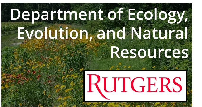 Department Of Ecology And Natural Resources Rutgers