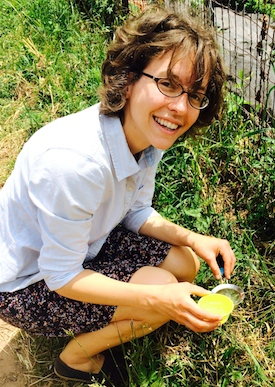Tina Harrison, Ph.D. Candidate in Ecology